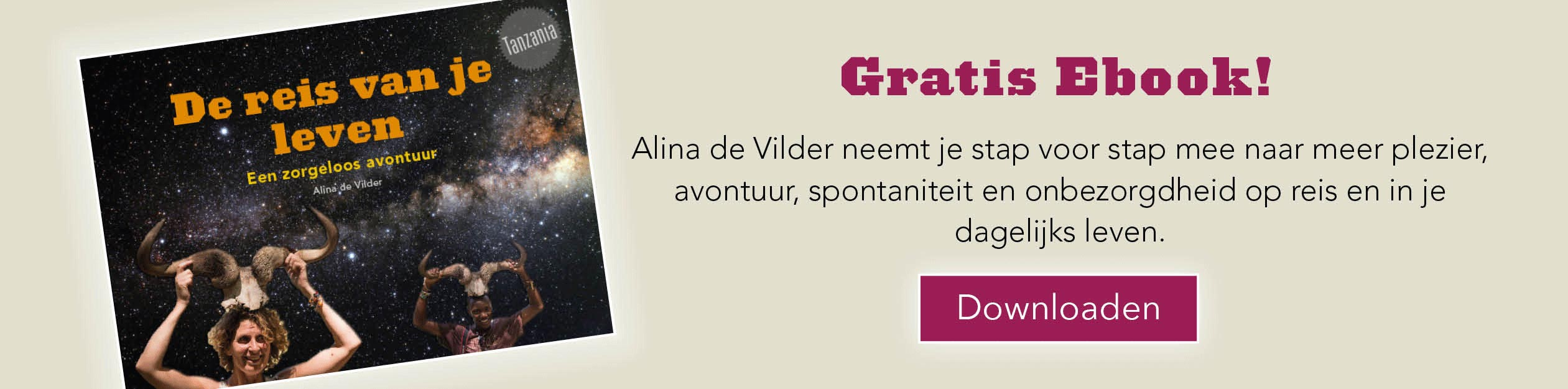 banner gratis e-book mindful adventure