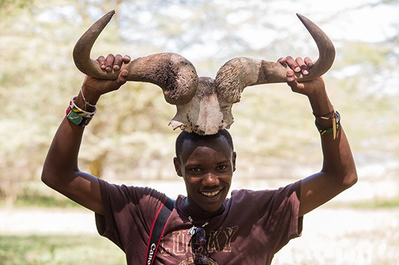 Msafiri Mosses Kivuyo portrait