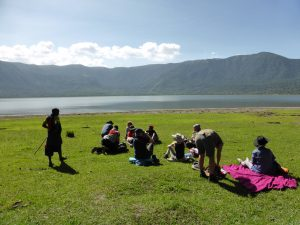 Mediteren Tanzania