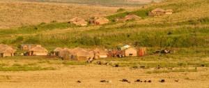 wandeltocht ngorongoro - tanzania