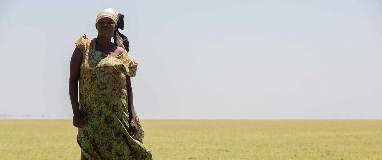 Tanzaniaanse vrouw