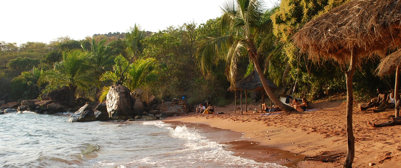 Gombe Beach