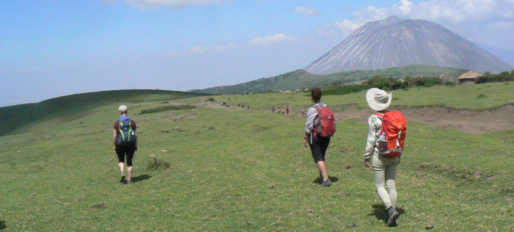 Ngorongoro wandeltocht