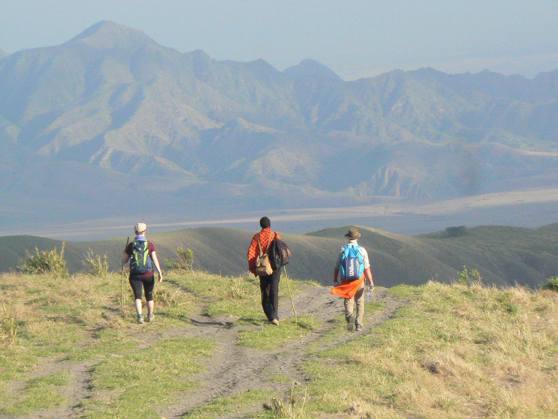 Ngorongoro wandelsafari