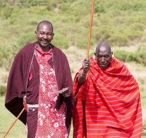 masaï leiders