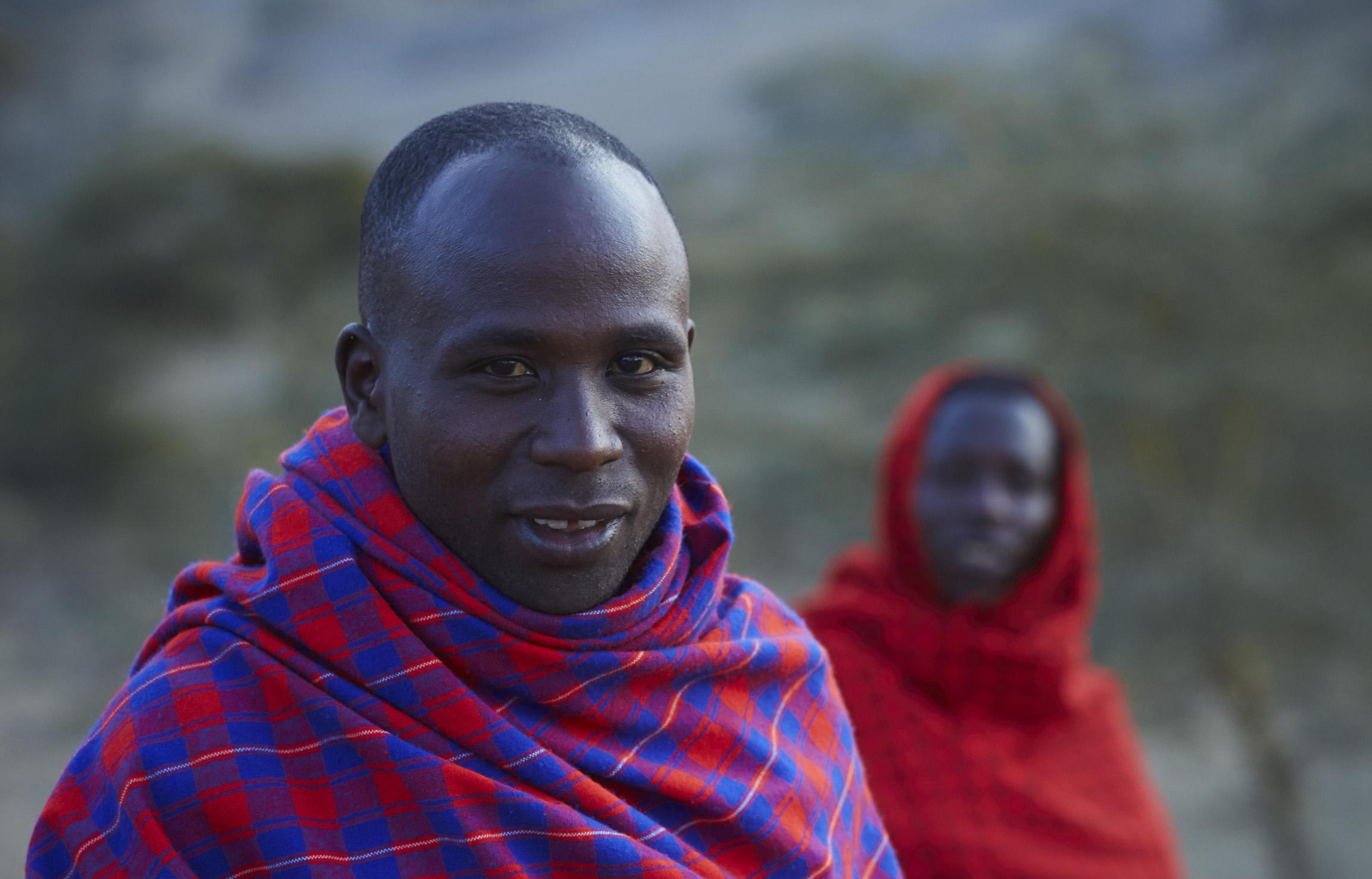 Yohane Sundai Masaï gids