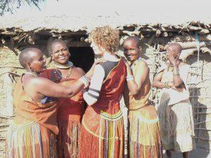 polygamous Datoga tribe