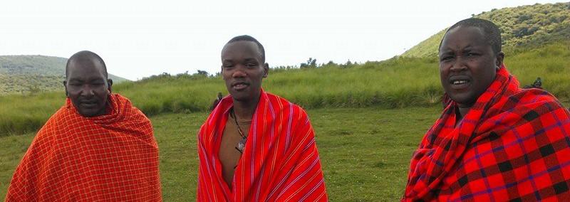 Masaï Ngorongoro