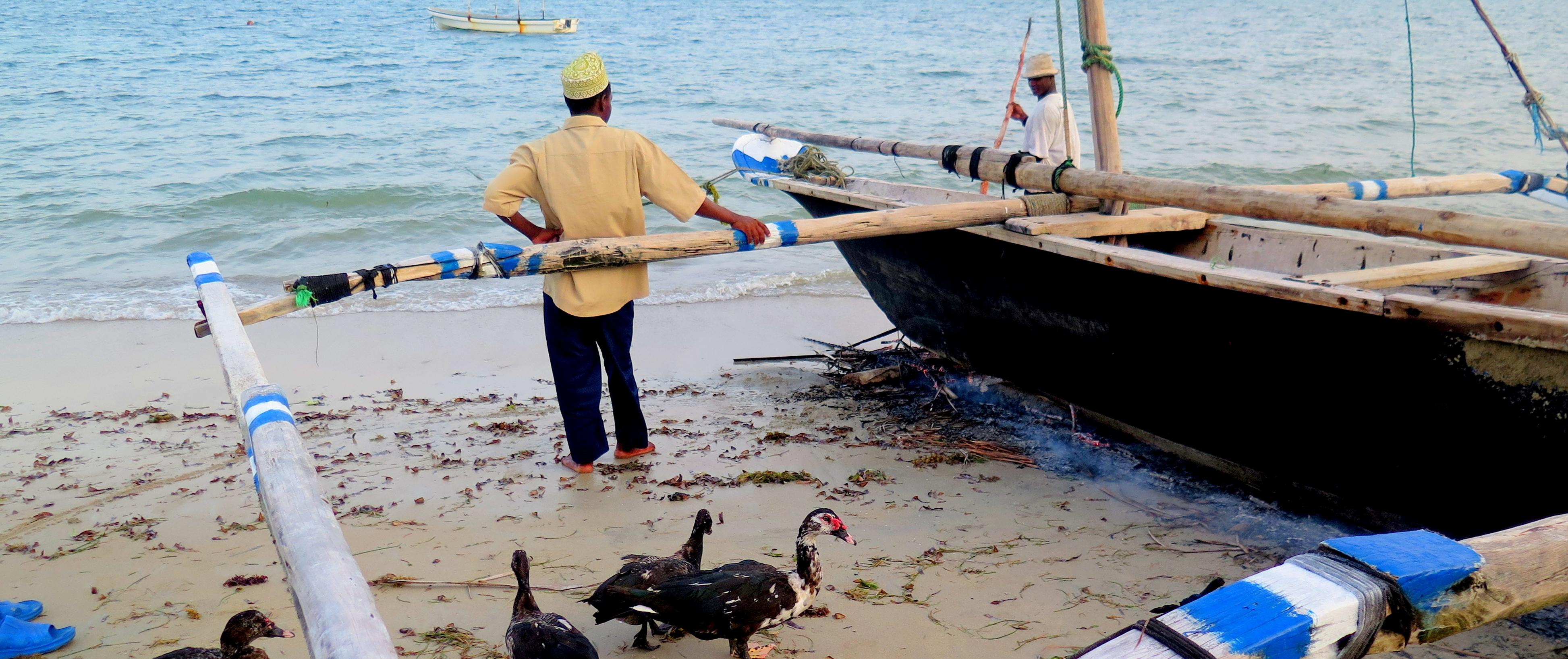ushongo beach
