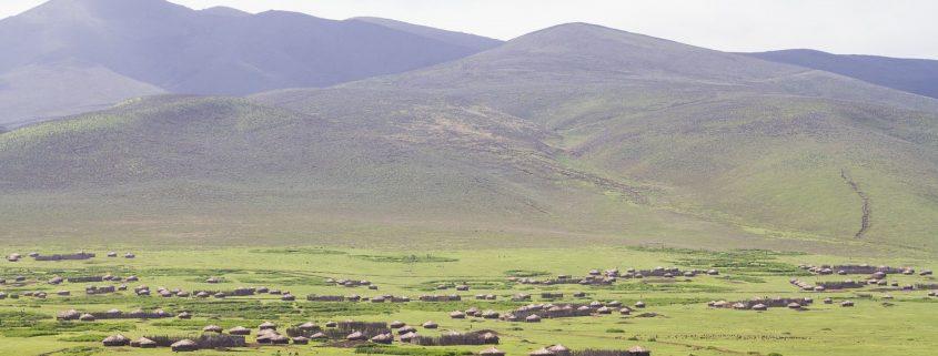 Ngorongoro Krater Hoogland