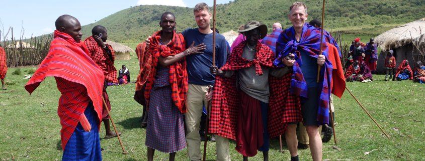 mensafari Tanzania