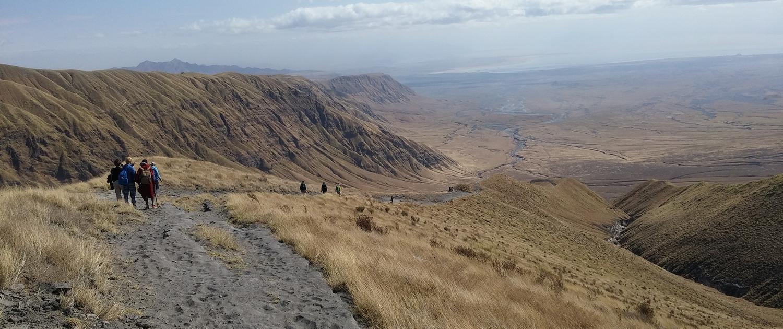 Ngorongoro Great Rift Valley