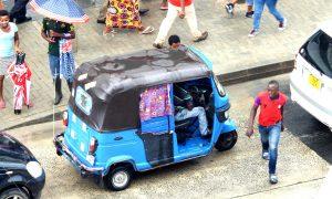Street life Dar Es Salaam