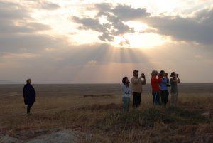 Mindfulness in de Serengeti Tanzania