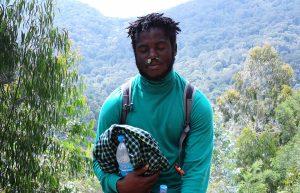 Dennis Munga tour guide Usambara Tanzania