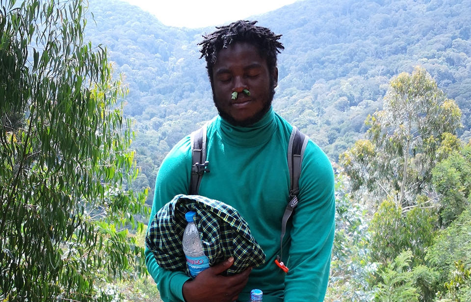 Dennis Munga - tourguide Usambara