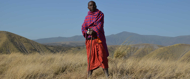 leadership Masaï Ngorongoro