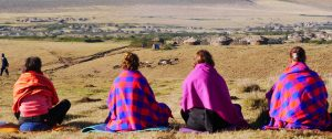 Mindfulness retraite Ngorongoro