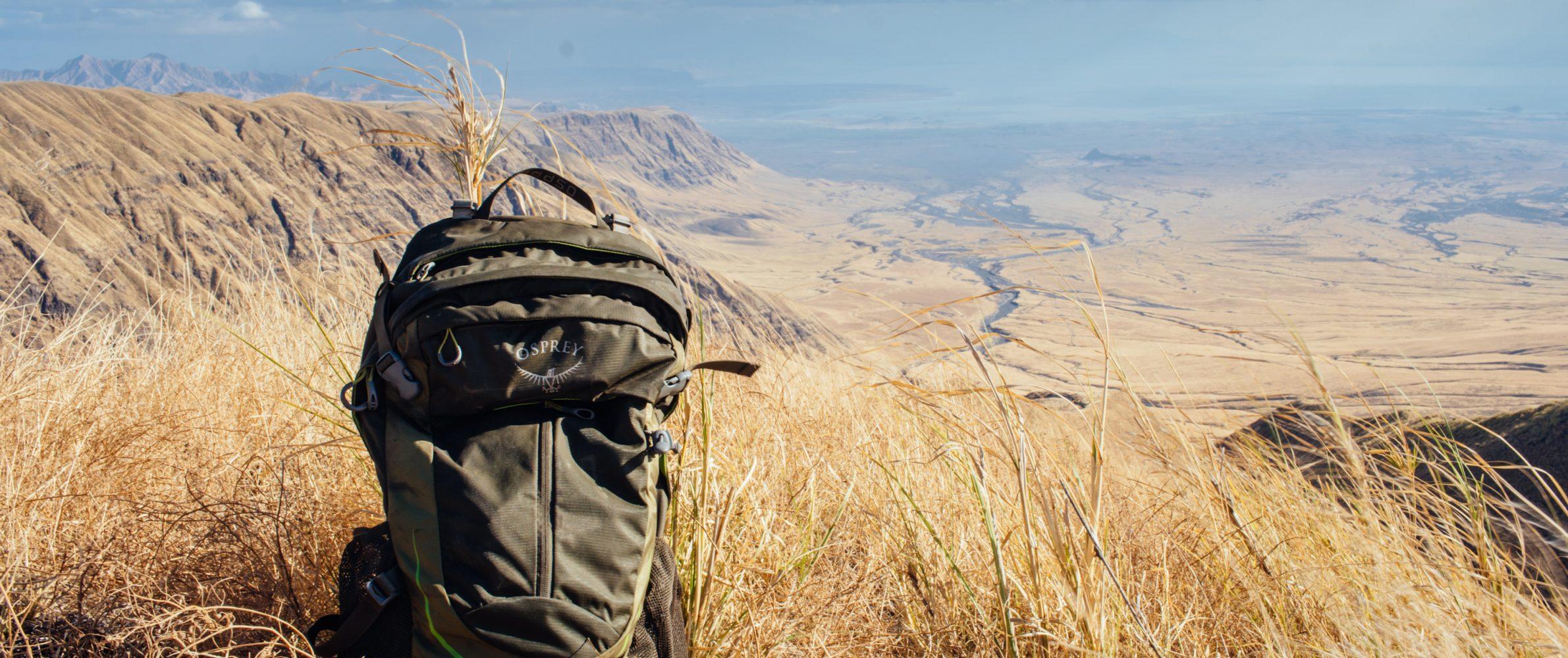 Repack Your Bag safari