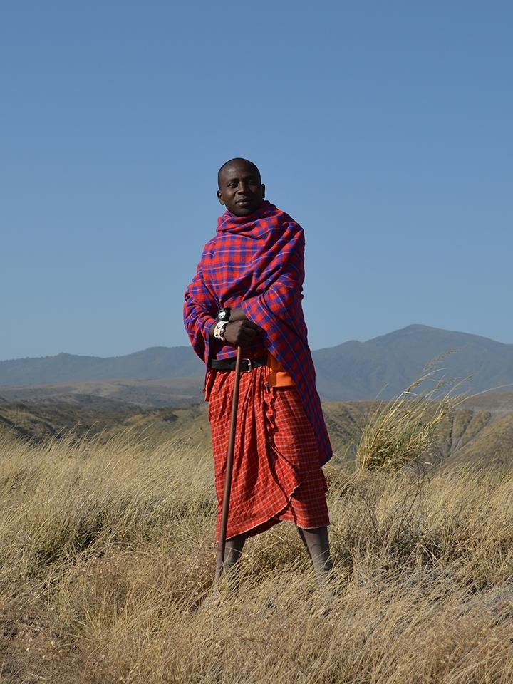 Leiderschap - Masai Ngorongoro