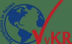 aangesloten bij VvKR - specialisten in reizen