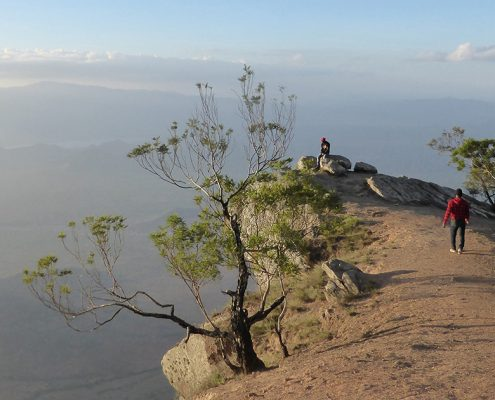 Mambo Viewpoint Usambara Mountains