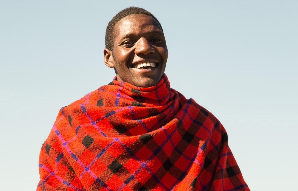 Daniel Olekombeti Masai guide Ngorongoro