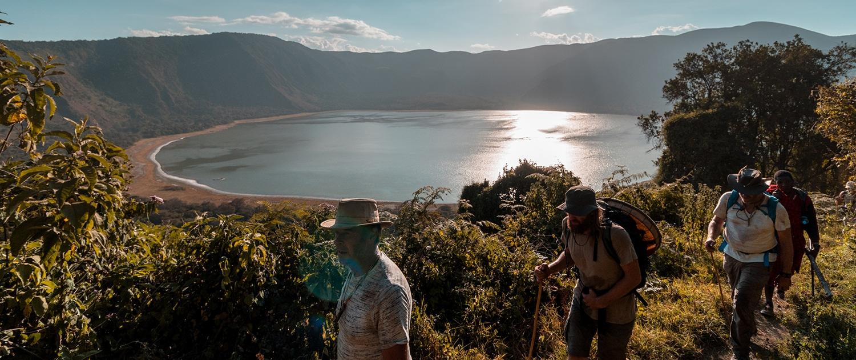 Empakai Crater Ngorongoro