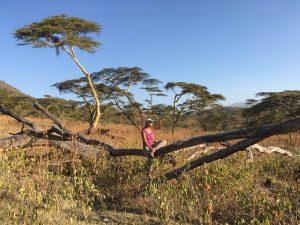 mediteren in Tanzania