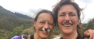 laugh while you still have teeth - mindfulness nature travel tan