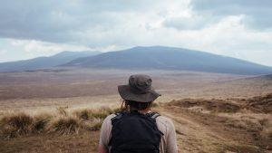 Mindfulness wandel reis Tanzania